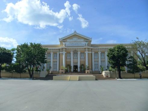 Pangasinan Provincial Capitol in Lingayen, Pangasinan
