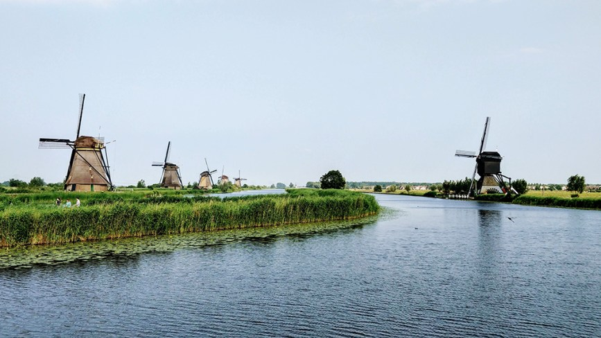 Things to do in Kinderdijk, Netherlands | Villages to visit in Zuid-Holland, Netherlands