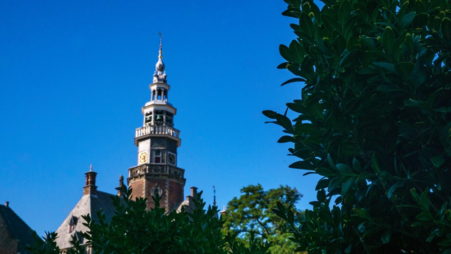 Things to do in Bolsward, Friesland - The Netherlands | How to spend one day in Bolsward, The Netherlands | City hall of Bolsward | Travel blog The Netherlands by a local