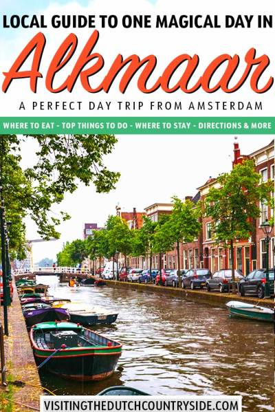 Travel to Alkmaar, The Netherlands, and discover things to do in Alkmaar including cheese in this local guide to one of the best day trips from Amsterdam. The Netherlands has many beautiful places and destinations that you should travel to. Discover Alkmaar, The Netherlands, with this travel itinerary for winter, spring, summer and autumn. Including places in The Netherlands to put on your travel bucket lists and get your wanderlust feeling on.