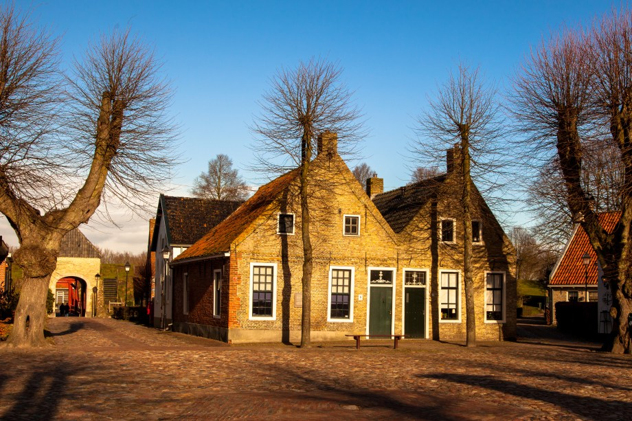 Best Christmas markets of The Netherlands to visit | Most beautiful fortified towns of The Netherlands | Things to do in Bourtange | creativenature.nl - stock.adobe.com