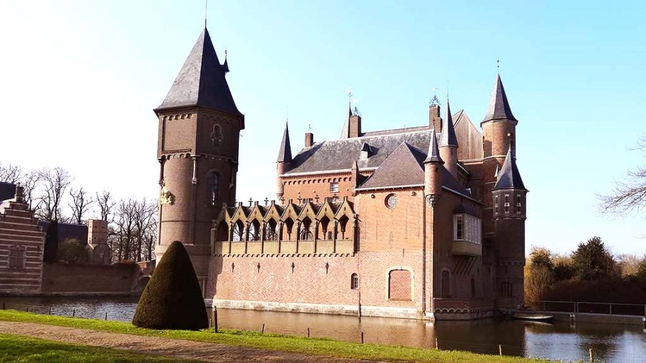 Castle Heeswijk is one of Noord-Brabants most beautiful castles.