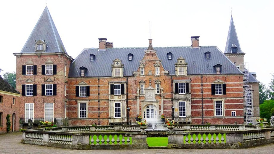 The Dutch castle and estate of Twickel in the province of Overijssel is one of the most beautiful estates of The Netherlands