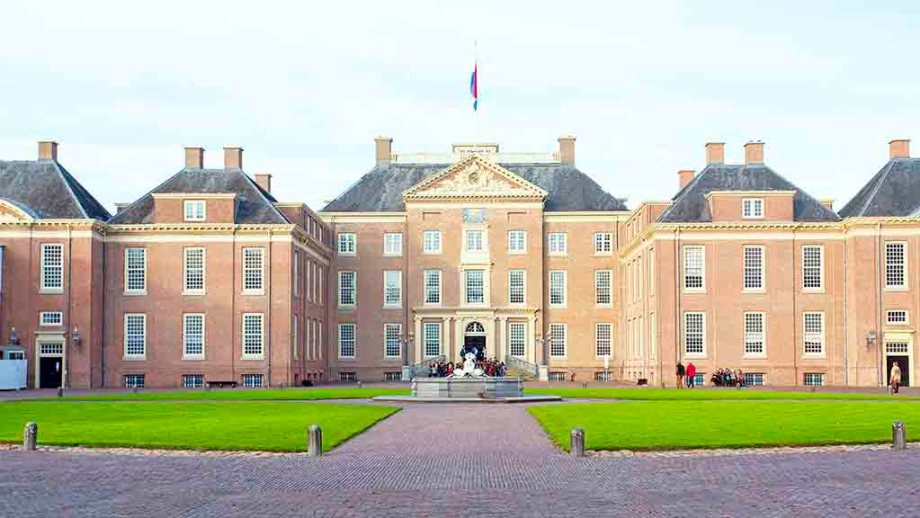 Paleis, royal dutch palace, Het loo in winter