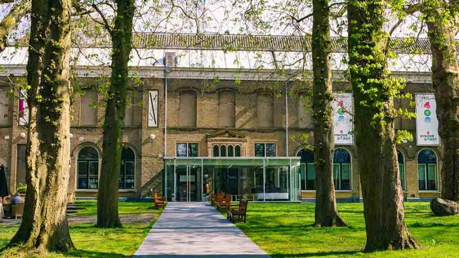 Dordrechts Museum building in the town of Dordrecht, Zuid- Holland, The Netherlands