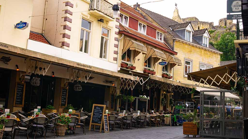 what to see in valkenburg town city village zuid south limburg netherlands holland