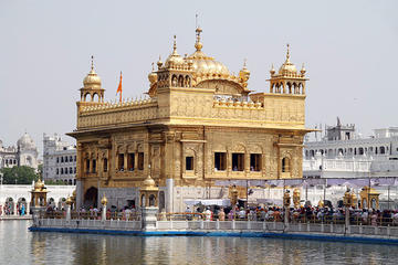 Private 2-Day Tour of Amritsar from Delhi by Train with Golden Temple