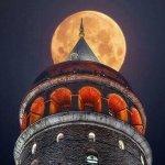 Galata Tower Istanbul Visit Istanbul night