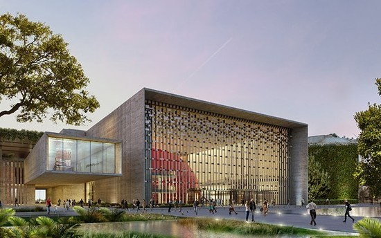 New Atatürk Cultural Center at the heart of Istanbul to be completed by 2019