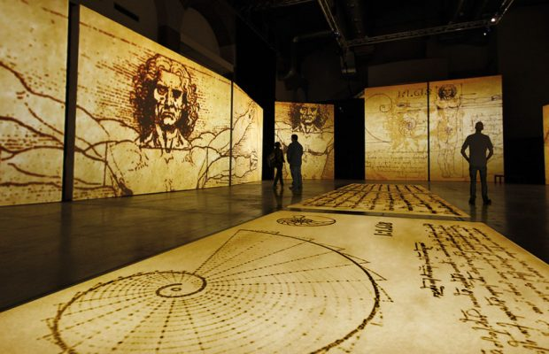 Leonardo Da Vinci Exhibition is Opening in Istanbul!