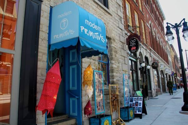 Modern Primitive Boutique Visit Kingston