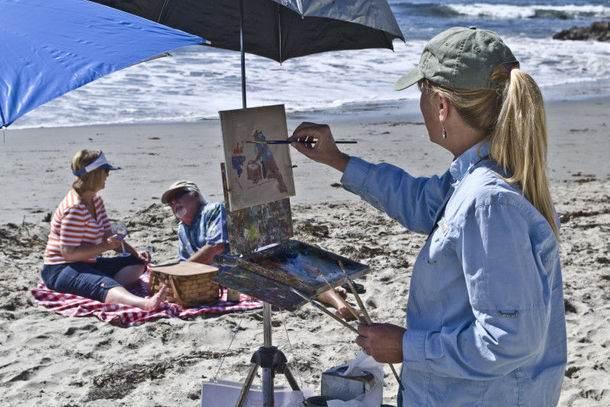 California Beach Weddings Budget