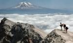 Climb Mt St Helens