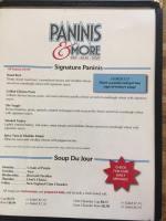 Paninis & More