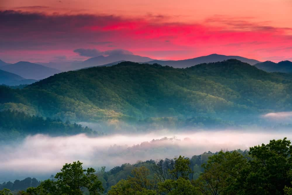Fall In The Smokies Wallpaper What Makes The Smoky Mountains Smoky
