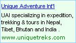 Nepal travel