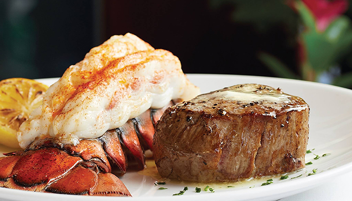 Valentines Dinner At Flemings Prime Steakhouse Amp Wine