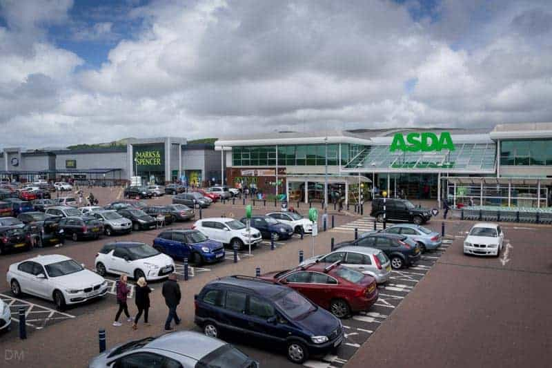 Middlebrook Retail Park Bolton Shops Opening Times