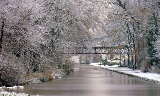 7 festive walks in the Northwich area