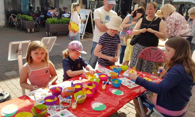 Northwich enjoys successful Easter Extravaganza