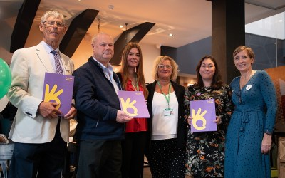 Northwich celebrates achieving Makaton friendly status