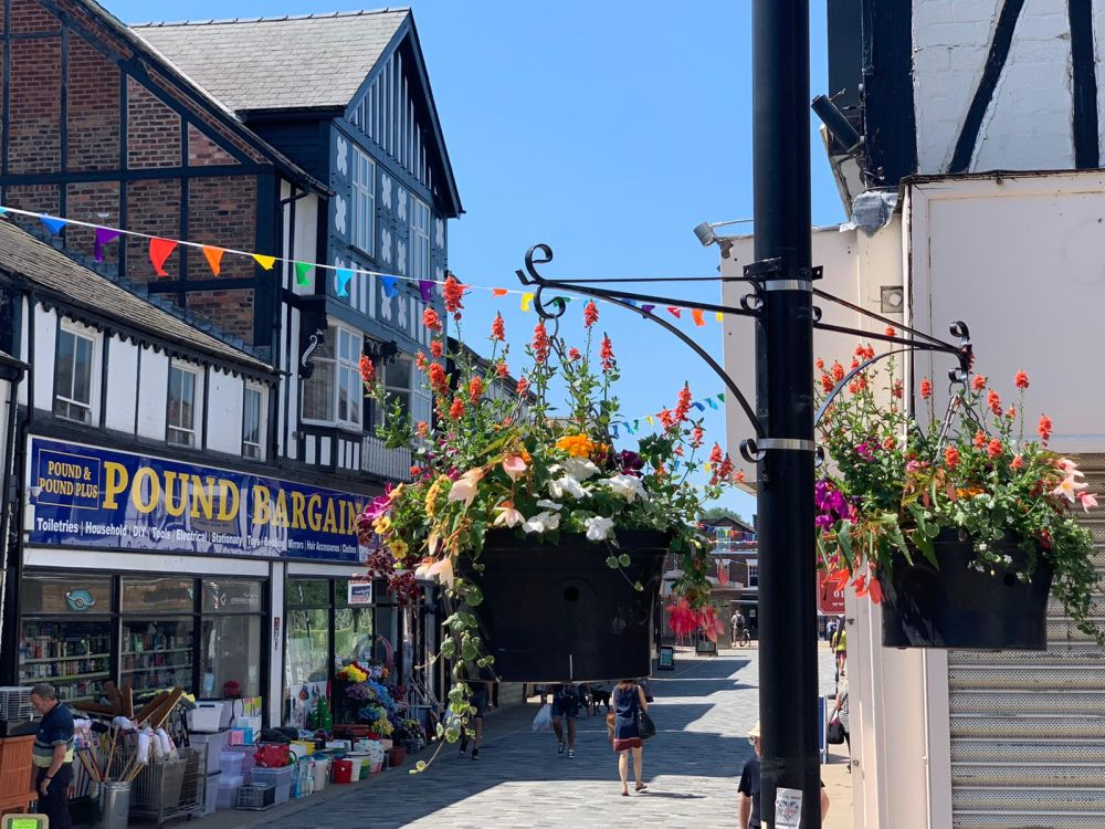 Northwich Planting Summer 2020