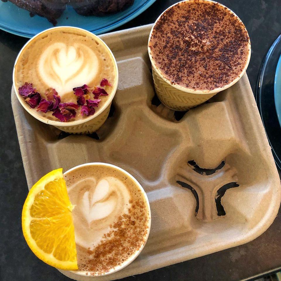 Abda Takeaway coffee
