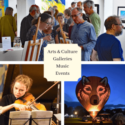 Oswestry arts, culture and events