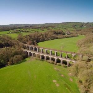 Visit Chirk Aqueduct