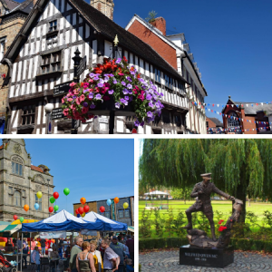 Visit Oswestry Town