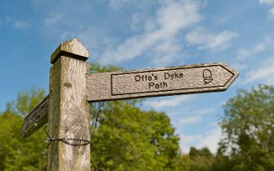 Shropshire walking holidays