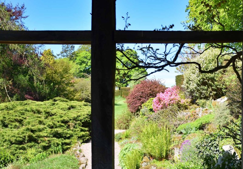 Chirk Castle Gardens and Woodland North Wales