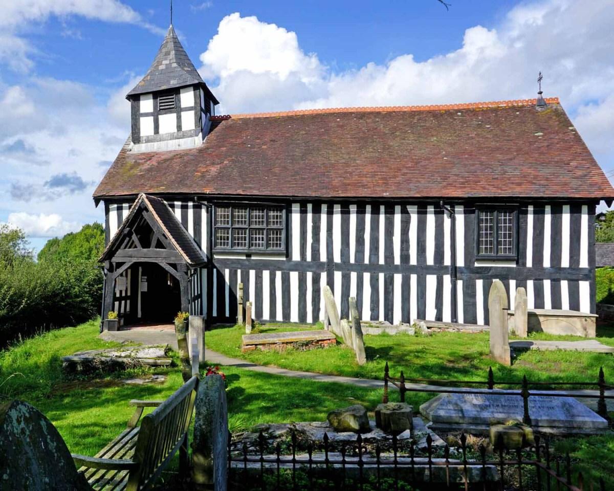 Church at melverley