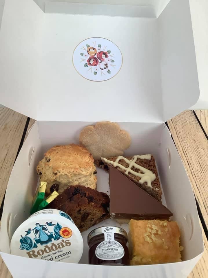Llangollen Wharf Tearoom Mothers Day 2021