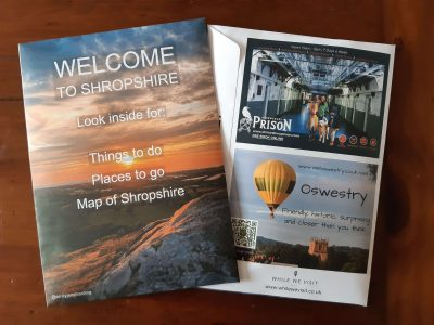 Visit Oswestry in Shropshire