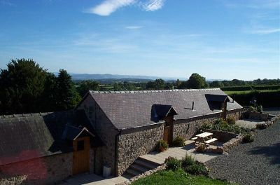 Stables and Granary Oswestry Accommodation