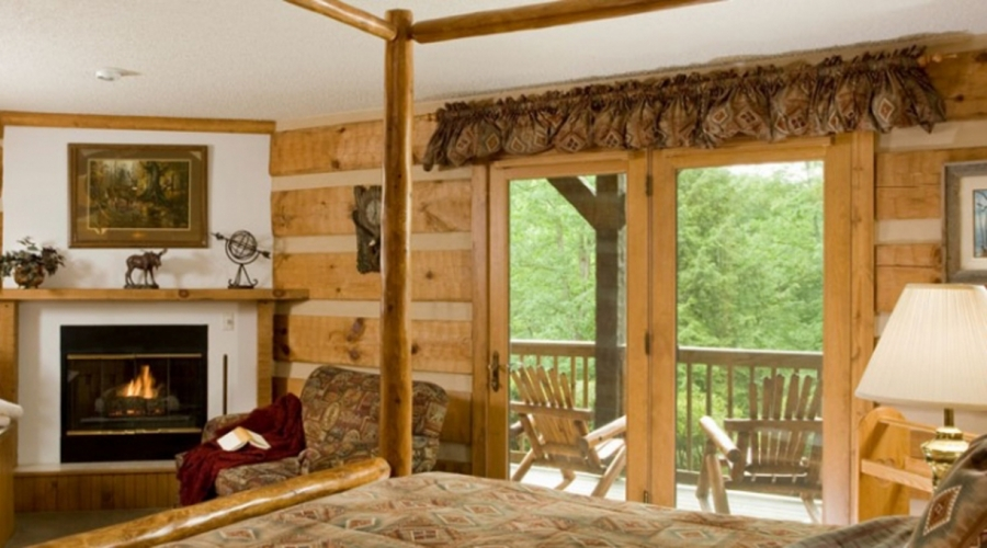 Gateway Lodge Cooksburg PA Vacation Rental