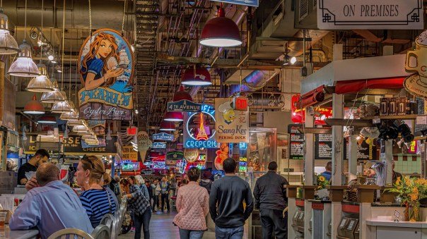 Guide to Philadelphia Food Halls and Public Markets — Visit ...