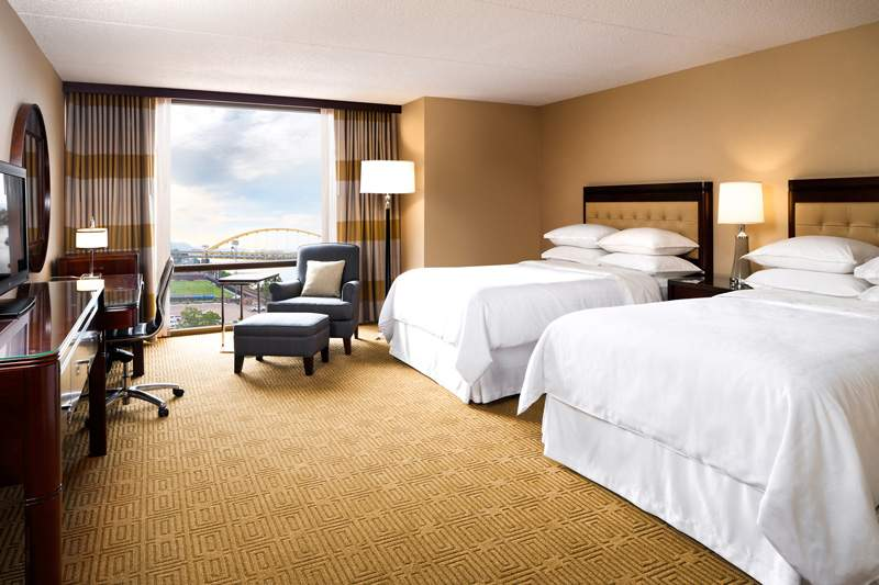 Sheraton Pittsburgh Hotel at Station Square  Visit Pittsburgh
