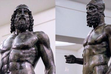 The Bronzes of Riace, National Museum of Reggio Calabria