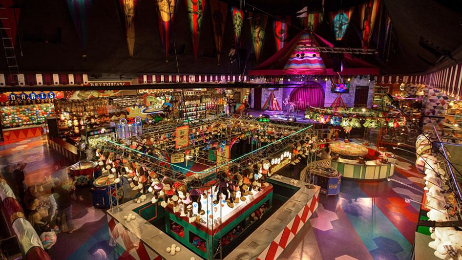 Circus Circus Reno  Familyfriendly hotel casino in downtown Reno