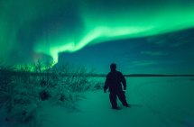Experience Northern Lights Aurora Borealis In