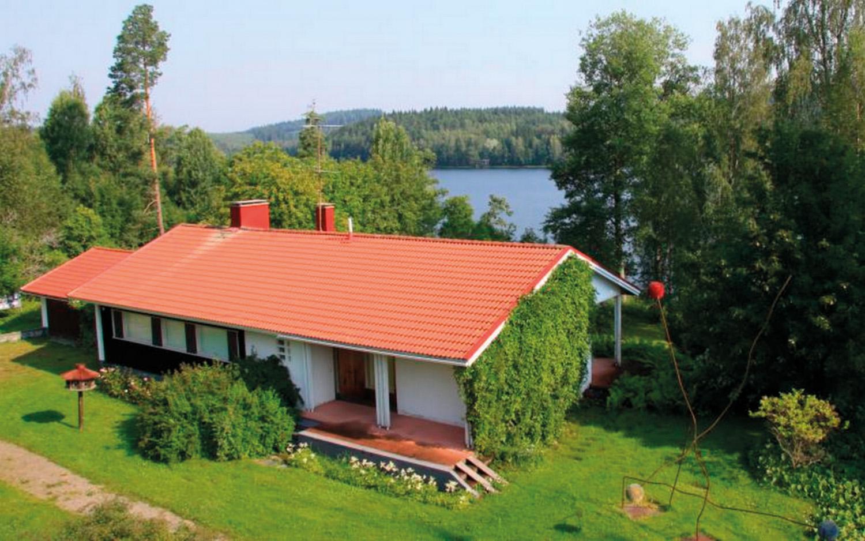 Toivi Järvisen taidekoti Saarijärvi