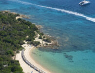 Cala di Volpe-101883-Beach aerial view