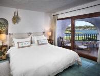 Cala di Volpe-Deluxe Suite bedroom
