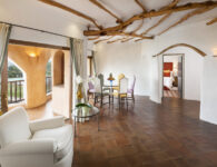 Cala di Volpe-Penthouse Suite Living Room 1