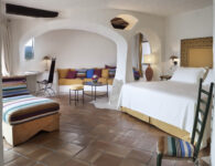 Cala di Volpe-Premium Suite - Bedroom
