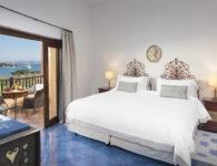Cala di Volpe-Premium Suite bedroom