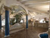 Le Palme hall