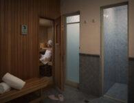 Le Palme sauna e bagno turco